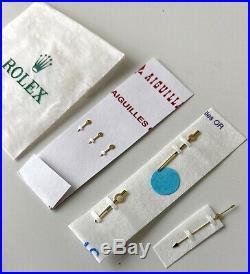 Original Rolex Factory Daytona Dial 116523 / 116528 Calibre 4130 -Includes hands