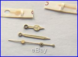 Original Rolex Vintage Tritium Hands Submariner 16800,14060,16610 Hand Set New