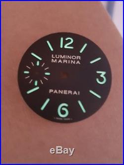 Panerai Luminor Marina Dial And Hands