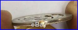 Patek Philippe 14 K dial, movement cal. 175, hands for parts, repair