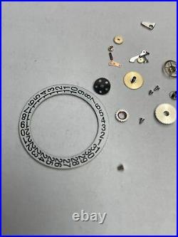 Patek Philippe Aquanaut Hour Minute & Second Hands Set Steel With Parts