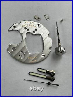 Patek Philippe Aquanaut Steel Hands Crown With Parts