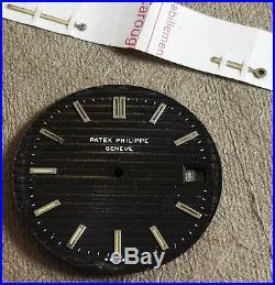 Patek Philippe Rare Tropic Dial-hands Ref. 3700/1 Jumbo Nautilus used condition