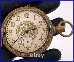 RARE The Plan Watch Tornado hand manual vintage 51,5 mm NO Funciona for parts