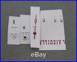 RARE ZENITH 1970s El Primero Chronograph A386 Complete set of Wristwatch Hands