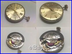 ROLEX 1570 MOVE dial hands crown Overhaul is necessary