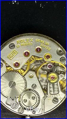 Rolex 1600 Cellini-rolex 1600 Movement-rolex Hands-rolex Crystal
