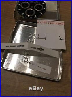 ROLEX DAYTONA 116520 Black Dial And Hands