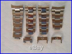 Rolex Deep Sea Cases-links-hands-dials-etc