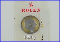 ROLEX Datejust Ladies 69173 Silver Grey Tritium Watch Dial Hands ExcellentZB208
