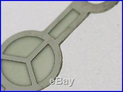 Rolex Hands Submariner Seadweller Explorer 5512 5513 1680 5508 1665 Luminova