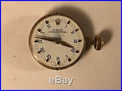 ROLEX Oyster Perpetual Ladies Movement Cal 1120 With Dial and Hands