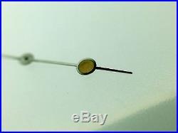 Rolex Rare Vintage Set Of Tritium Mercedes Hands Big Bubble Cal 1030 Patina