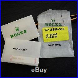 ROLEX Ref 16808 16613 Cal 3135 3035 GOLD SUBMARINER Hands NOS Unworn