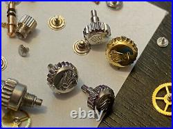 ROLEX Submariner / GMT Master Parts. Datejust. Genuine Rolex Watch Parts Rolex