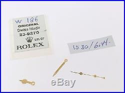 Rolex Vintage Tritium Gilt Hands Submariner 5512 5513 5514 1680 Cal. 1520 1530