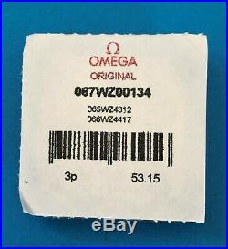 Rare Omega 2000s Planet Ocean Casino Royale Complete 007 BOND Hand SET 2907.50