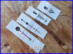 Rare Rolex Set Mini Hand Freccino For 6542 1675 Gmt master Gilt hands Tritium