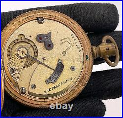 Rare The Plan Watch Tornado Hand Manual Vintage 51,5 MM Doesn'T Works For Parts
