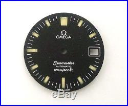 Rare Vintage Omega Seamaster Automatic 120m/400ft Baby Proplof 27.5mm Dial Hands