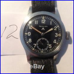 Record WWW military Hands (Hour and Minute) New old MOD watch stock