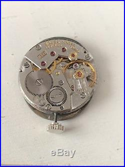 Rolex 1600 Movement With Grey Cellini Dial And Original Hands Running Great