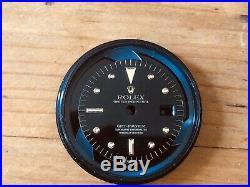 Rolex 1675 GMT 18k Gold Nipple Dial, Hands, Bezel, Insert & Crown 100% Gen