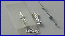 Rolex 1960s Submariner White Radium Hands NOS Genuine Watch Part cal 1520 T9