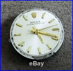 Rolex 2030 AUTOMATIC MOVEMENT COMPLETE DIAL AND HANDS