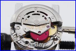 Rolex 2030 Movement, dial, hands, gold/yellow crown used. Oyster Perpetual Date