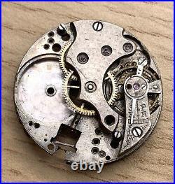 Rolex 5439 Hand Manual 25,5 mm NO Funciona for parts swiss watch reloj