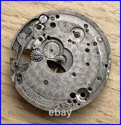Rolex 5439 Hand Manuale 25,5 MM No Funziona For Parts Swiss Watch Orologio