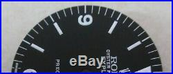 Rolex #5500 Precision EXPLORER Matte Black Repaired Dial + Hand-Set