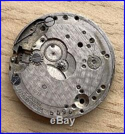 Rolex 5595 Hand Manual 23,3 mm NO Funciona for parts swiss reloj watch