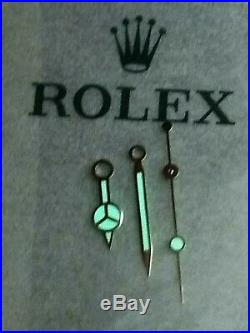 Rolex Cal3135,410-16660,14-88609 Set Hands New Genuine For Submariner, Sea-Dwell