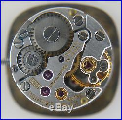 Rolex Cal 1400 Ladies Watch Movement with Dial Hands No Crown Swiss