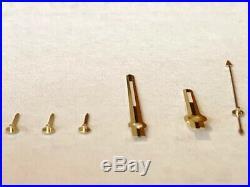 Rolex Daytona Hands. Gold Hands For Rolex Daytona Cosmograph Watch Genuine