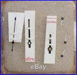 Rolex Daytona SS NOS 6236,6239 etc tritium handset hands