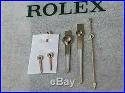 Rolex Daytona Set Of Silver Hands+Red Hand MODEL 116520,116509 Brd New Genuine