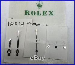 Rolex Daytona Tritium set of 6 hands 6263 6265 6239 6240 6241 6262