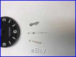 Rolex Explorer 1016 Dial & Hands Tritium Vintage Original Not refinished