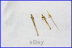 Rolex Factory Original GOLD Datejust Hands Ref 16013, 16233 & Others