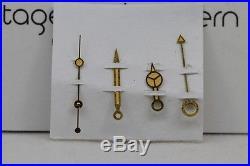 Rolex GMT Flat Tritium set of hands Gilt & Mini Hand 1675 1675/1 6542