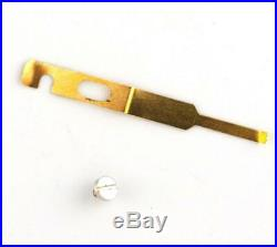 Rolex Genuine Cal. 1570 Second hand stopper Hack 1601 1500 Parts Watch Men