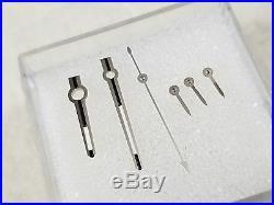 Rolex Genuine Daytona Black Stick Dial and Hands for model 116520