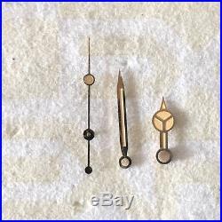 Rolex Gilt Flat Tritium Vintage Hands 100% Genuine 5513 5512 5508 1016