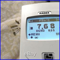 Rolex Gmt-master 1675 Gilt Flat Radium Vintage Hands 100% Genuine Gmt Mini Hand