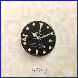 Rolex Gmt-master 1675 Mark I Vintage Tritium Long E Dial, Hands, Date Wheel