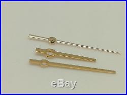 Rolex Gold 18k Daydate 18238 Watch Diamond Dial Gold Hand Set (mint & Original)