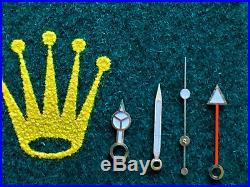 Rolex Hands 16750 16710 GMT-Master II Genuine SILVER HANDS RED HAND GMT MASTER 2